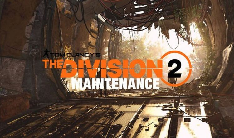The Division 2 Update Server Status Latest And Maintenance News For