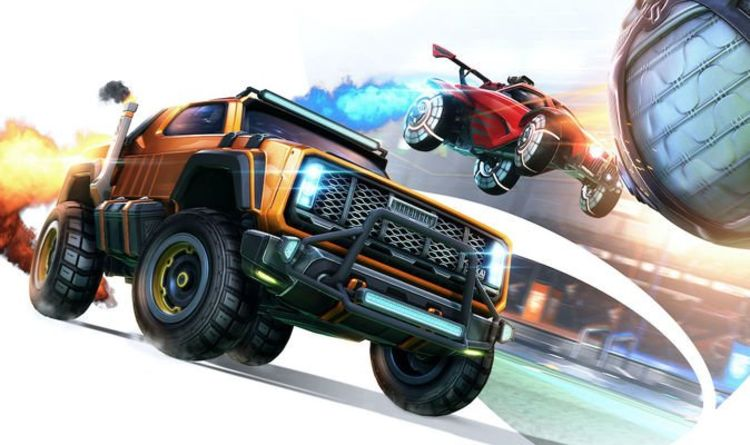 Rocket League free to play release date, update time, when ...