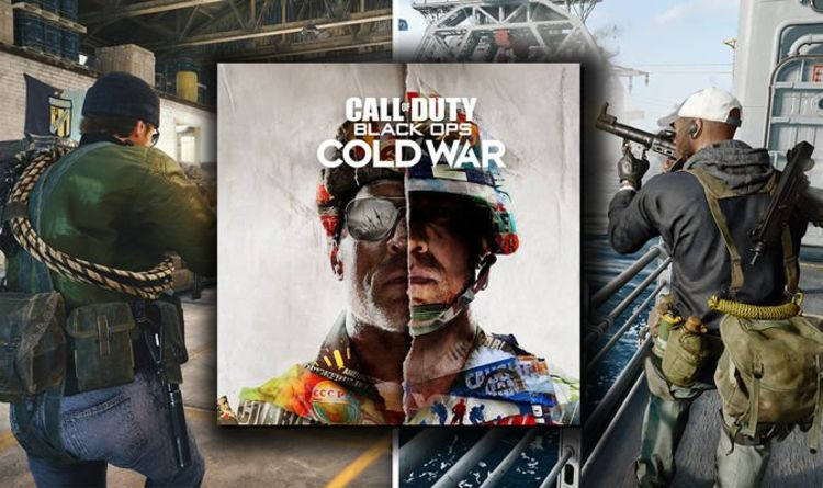 Call of Duty Black Ops Cold War PS4 OPEN BETA - Dates ...