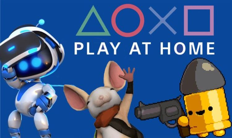 PlayStation Play at Home PS4 and PSVR free game downloads: How to access your freebies