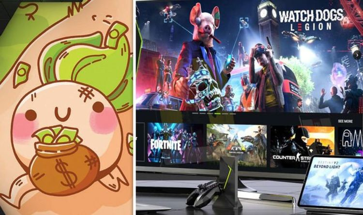 GeForce Now adds ANOTHER 15 games, including one of the strangest releases EVER
