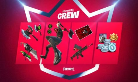 Fortnite Crew Pack: New May 2021 rewards countdown and release news