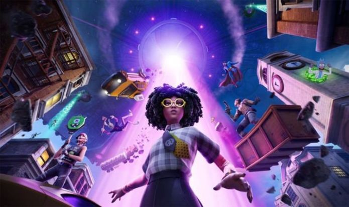 Fortnite Season 7 update 17.00 patch notes, server downtime news, Rick and Morty, Superman