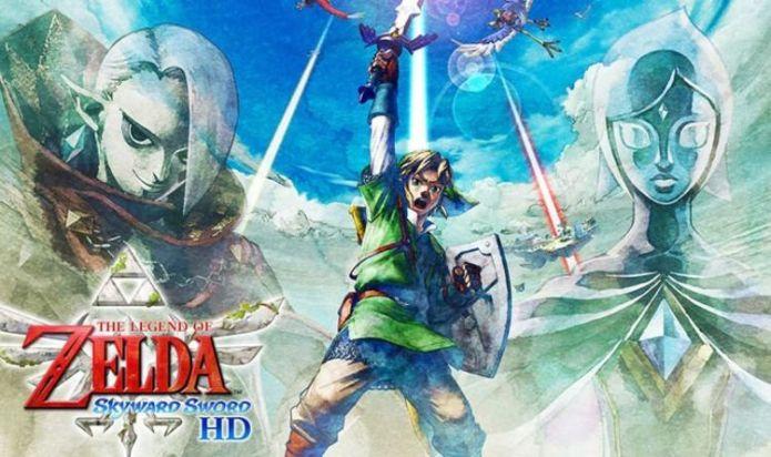 Nintendo Switch games NEWS: Zelda Skyward Sword HD fixes biggest problems with original