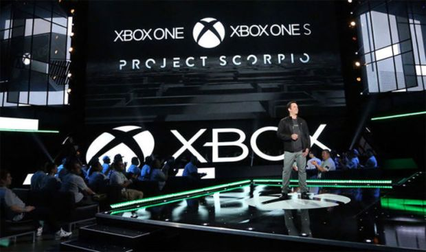 Xbox One Scorpio update: Spencer teases first gameplay project as new spec details leak
