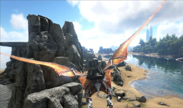 ARK Survival Evolved PS4 and Xbox One massive player-limit expansion revealed