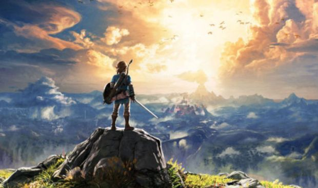 Zelda Breath of The Wild Wii U makes for an intriguing comparison