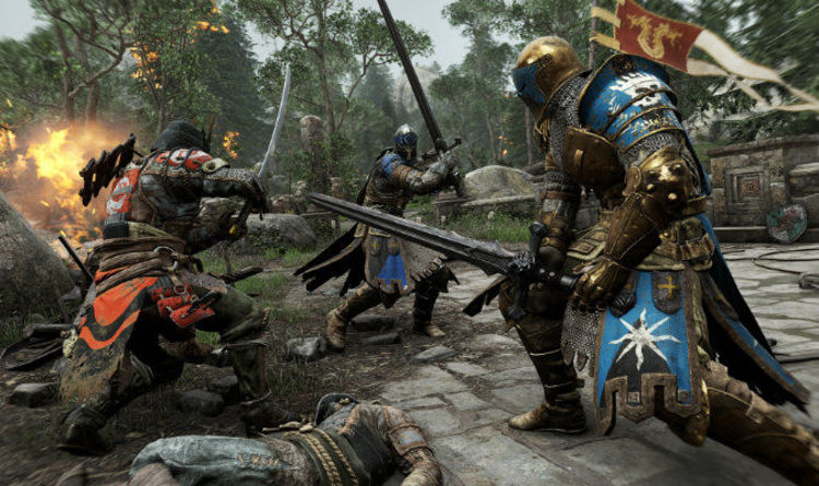 For Honor DLC Characters Reveal Ubisoft Planning A Classic