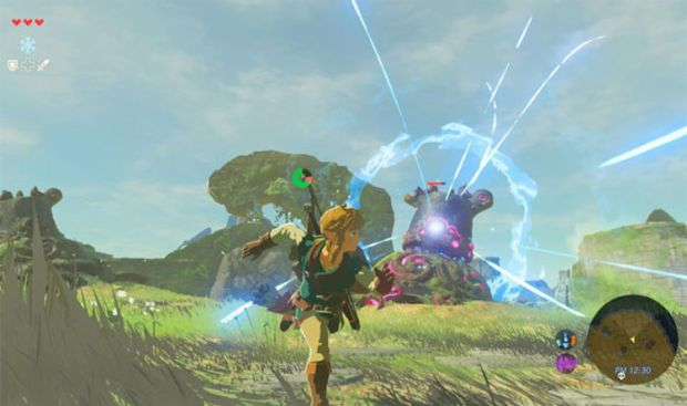 Zelda Breath of the Wild Wii U and Nintendo Switch 4K rival has new footage to show off