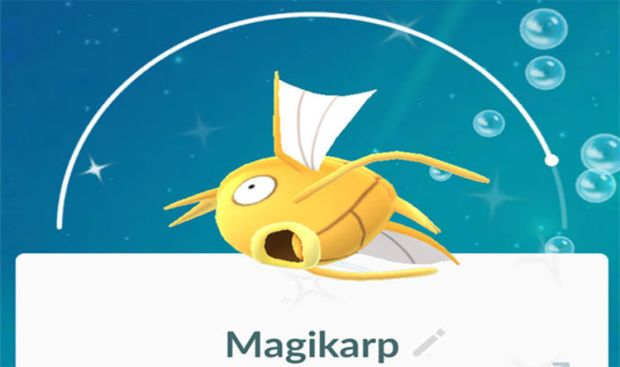 Pokemon Go Shiny Magikarp NEWS: Masterful update opens door for ENDLESS events and TRADING