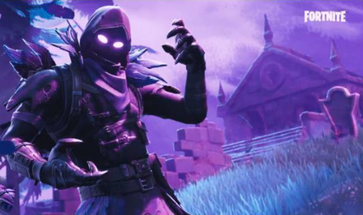 Raven Fortnite Skin LIVE Epic Games Launches New