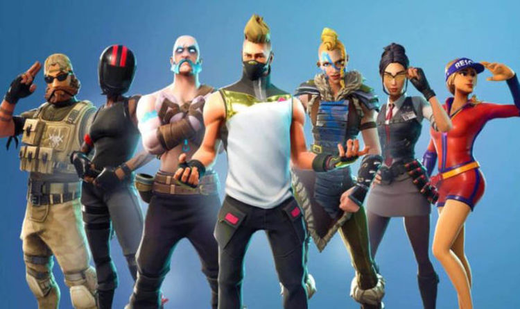 Fortnite Shop Update What Season 5 Skins And Gliders Are