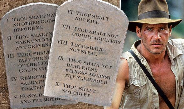10 commandments bible # 32