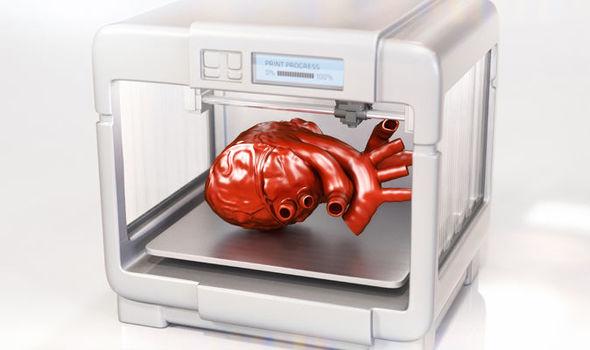 3d print organs