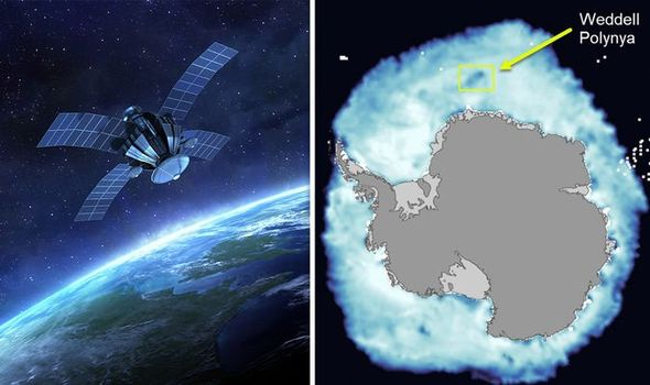 NASA satellites made a bizarre discovery