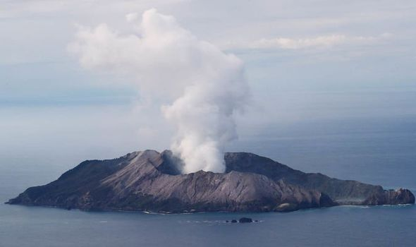 The volcano eruption on White Island has claimed the lives of at least 19 people