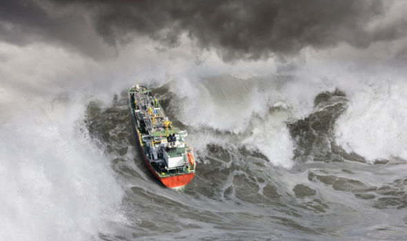 Tsunami-Fear