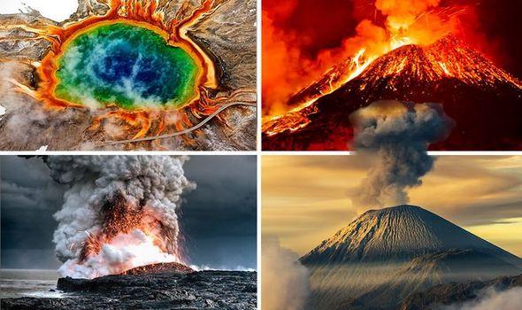 Volcano super eruption warning latest update
