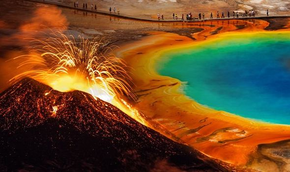 """Image result for yellowstone volcano"""""""