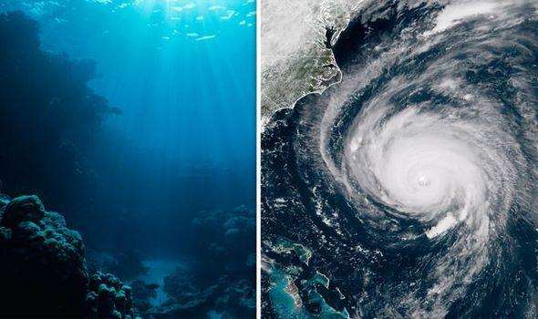 hurricane earthquake