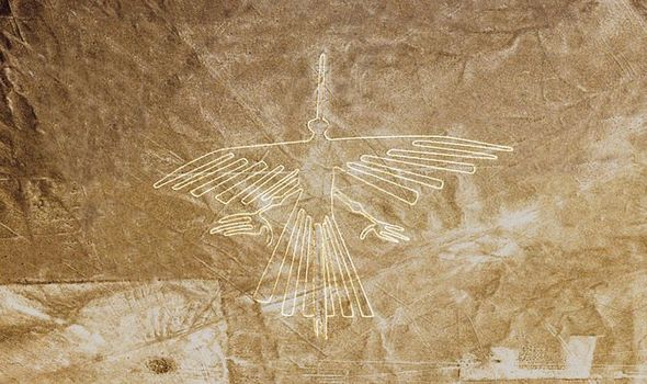 Nazca Lines SOLVED – Scientists decipher mystery of 'alien landing site' in  Peru desert | Science | News | Express.co.uk
