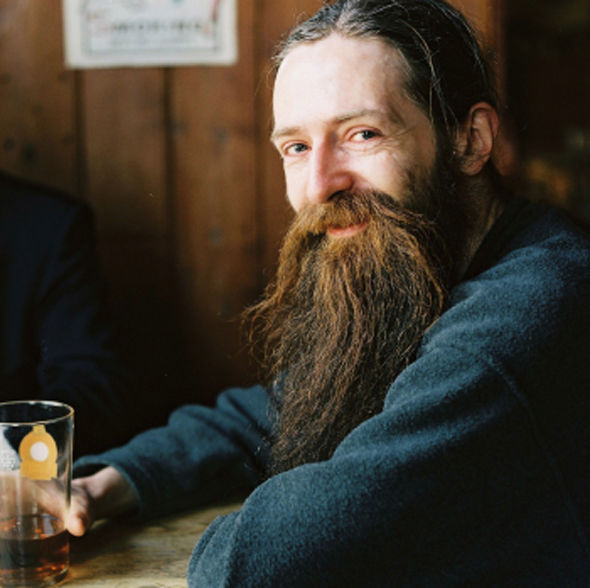 Long innings? Dr Aubrey de Grey