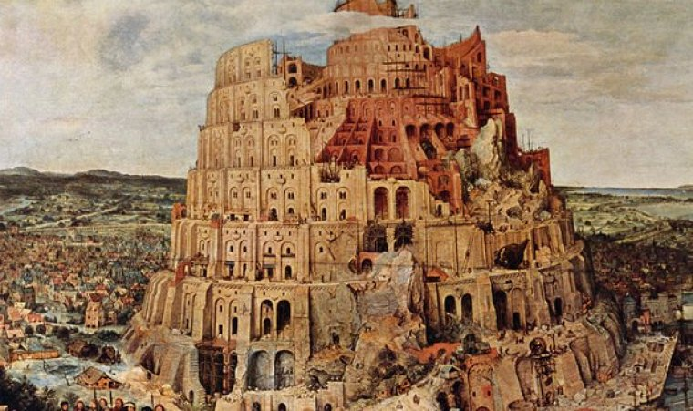 Historias bíblicas: La descripción de la Torre era casi idéntica a la de la Biblia