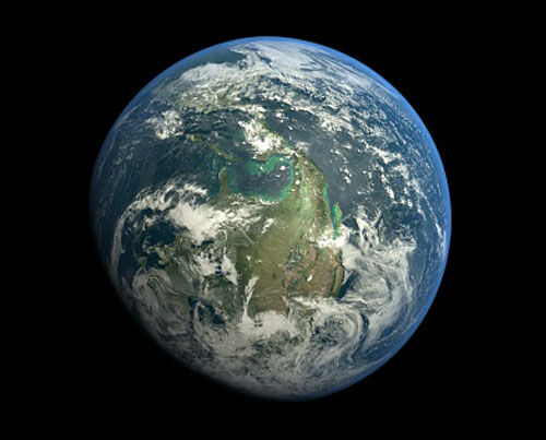 Earth may be one of the most advanced planets
