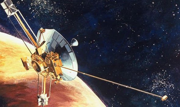 NASA's Pioneer probe helped with the find