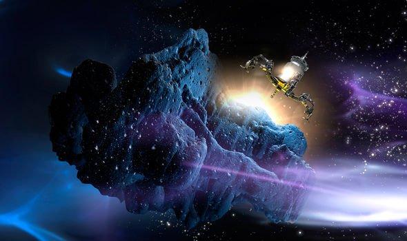 NASA wants to visit Bennu