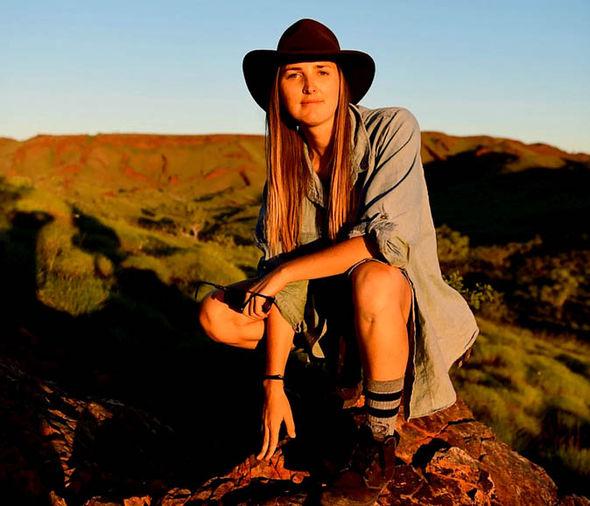 PhD candidate at the University of New South Wales Tara Djokic