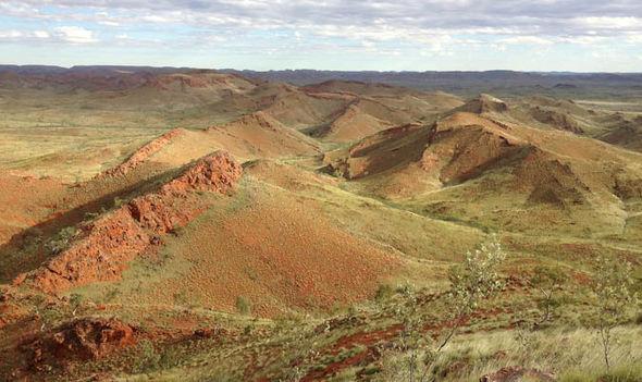 Pilbara region of Western Australia