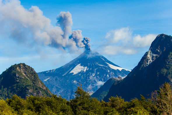 We are currently in a global volcano season, say scientists