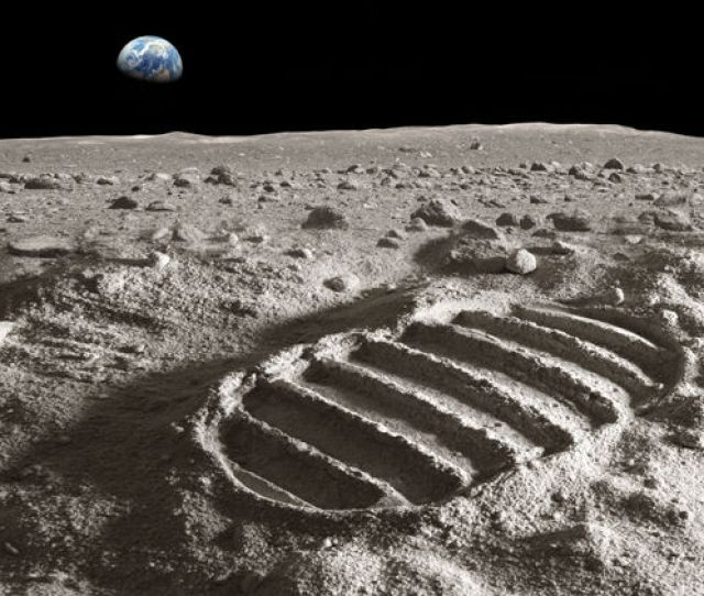 Nasa Wants To Go Back To The Moon Image Getty