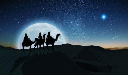 Christmas star 2020: Was Saturn-Jupiter Great Conjunction ...