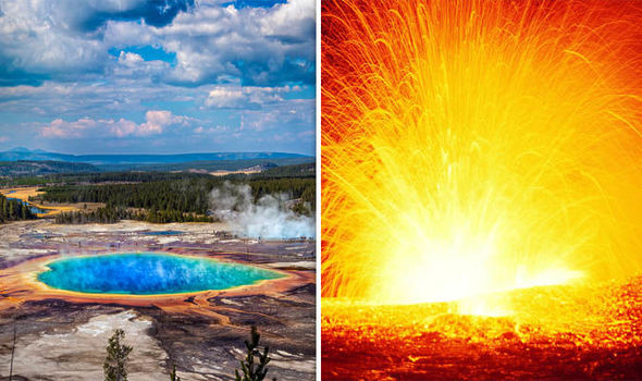 Yellowstone Volcano WARNING: Catastrophic Eruption Would