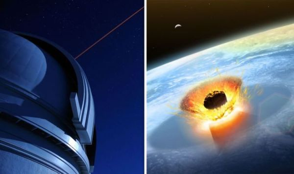 NASA shock: Space agency in groundbreaking move toward asteroid detection to save humanity