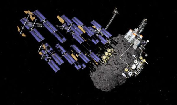 Asteroid news: Mining water from space rocks could