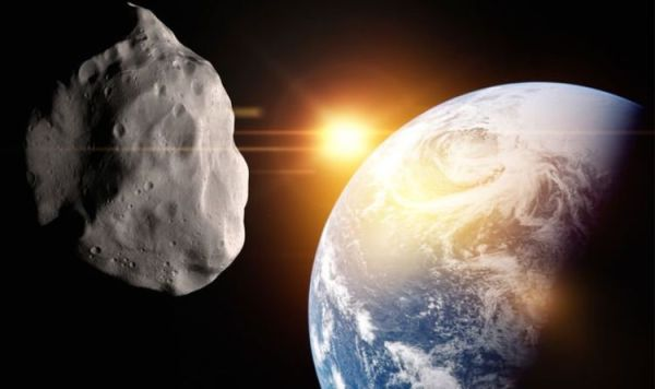Asteroid alert: A 3,200FT rock will scrape by Earth at 25,000MPH this month - Will it hit?