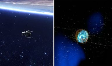 Space news: Europe to send 'suicide bot' into space to prevent humans becoming trapped