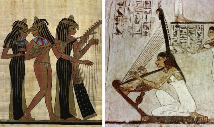 Discovery of ancient Egypt: archaeologists are convinced that the Egyptians were skilled musicians   Science   news