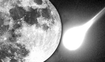 ASTEROID ATTACK: Watch biggest explosion EVER on Moon but 2012 TC4 could be bigger