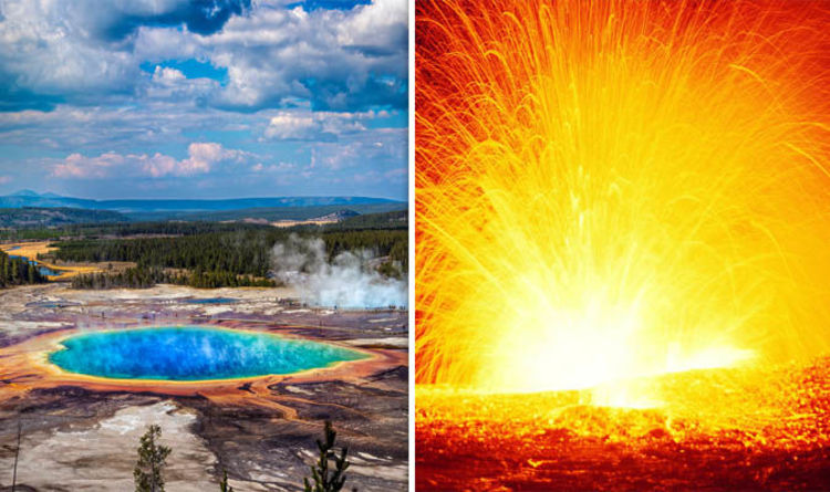Yellowstone Volcano Warning Catastrophic Eruption Would