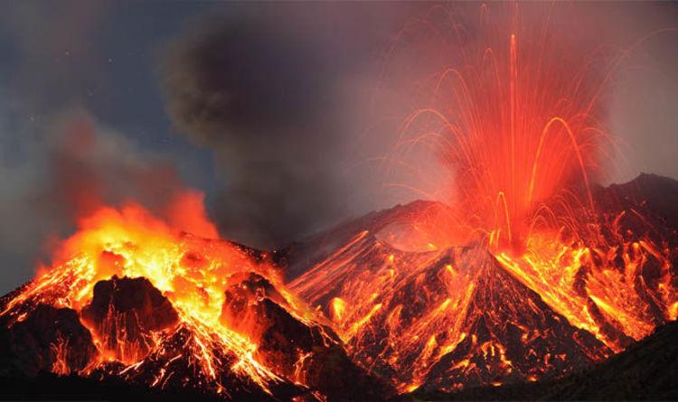 Volcano Eruption WARNING Volcanic CO2 Activity Drives