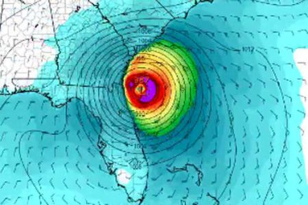 Hurricane Matthew update  Tracking map  latest path  live weather     Hurricane Matthew update