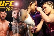 UFC 207 LIVE Amanda Nunes v Ronda Rousey Dominick Cruz v Cody Garbrandt