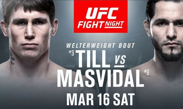 Image result for till vs. masvidal
