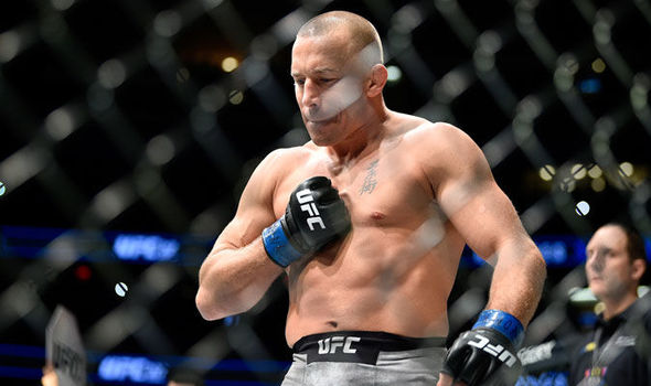 UFC News Conor McGregor GSP