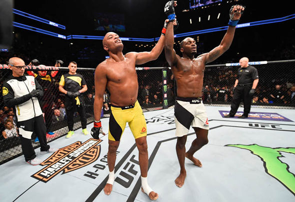 Brunson v Silva at UFC 208