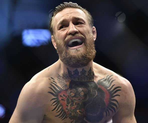 McGregor vs Cowboy Live Conor